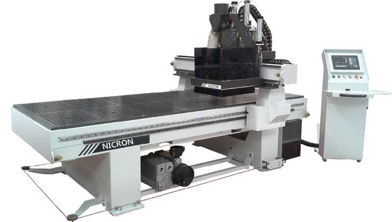 Comeva CNC-Processing Center - NEW Nicron 2 C 13/26 main picture