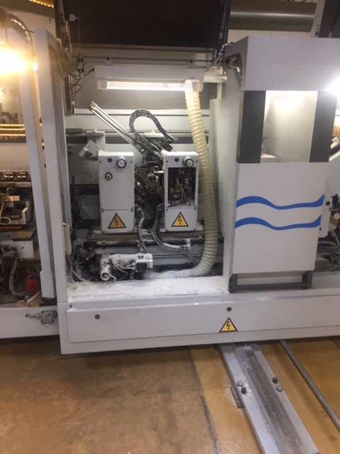 Homag Formatting and Edge Processing Machine - second-hand KF20/18/QA (6)