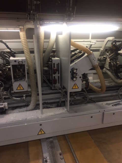 Homag Formatting and Edge Processing Machine - second-hand KF20/18/QA (7)