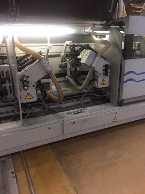 Homag Formatting and Edge Processing Machine - second-hand KF20/18/QA (8)