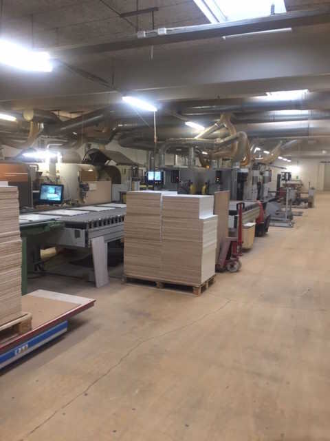 Homag Formatting and Edge Processing Machine - second-hand KF20/18/QA (15)