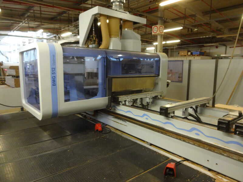 Homag CNC-Processing Center - second-hand BMG 512/40/12/F/K (1)