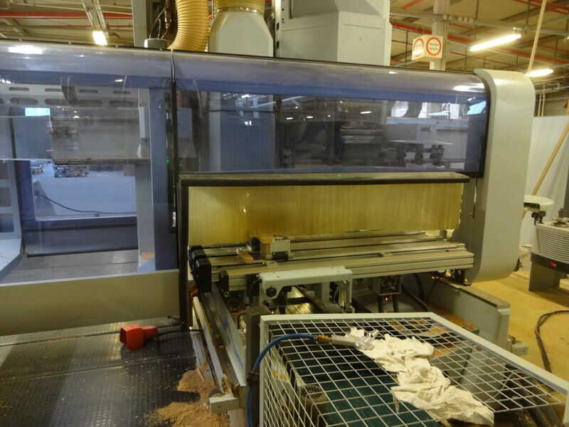 Homag CNC-Processing Center - second-hand BMG 512/40/12/F/K (5)