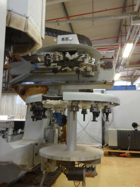 Homag CNC-Processing Center - second-hand BMG 512/40/12/F/K (6)