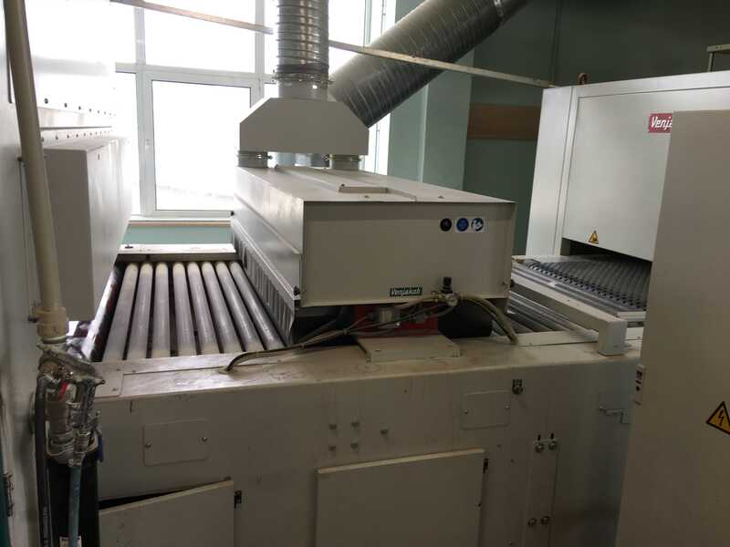Venjakob Complete UV-Spray Painting Line - second-hand (7)