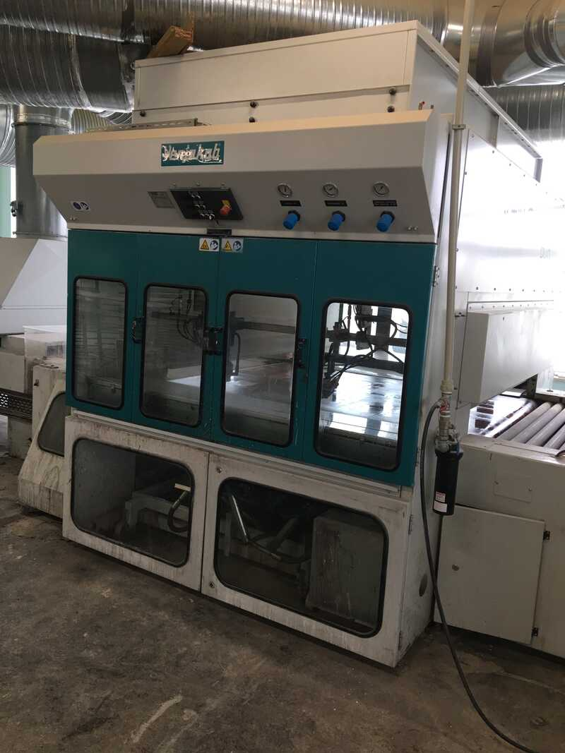 Venjakob Complete UV-Spray Painting Line - second-hand (8)