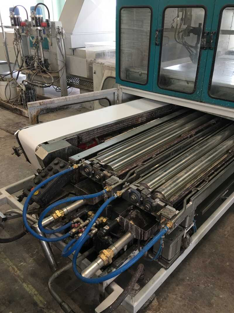 Venjakob Complete UV-Spray Painting Line - second-hand (9)