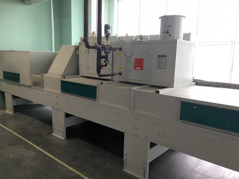 Venjakob Complete UV-Spray Painting Line - second-hand (14)