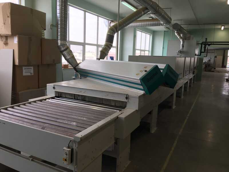 Venjakob Complete UV-Spray Painting Line - second-hand (21)