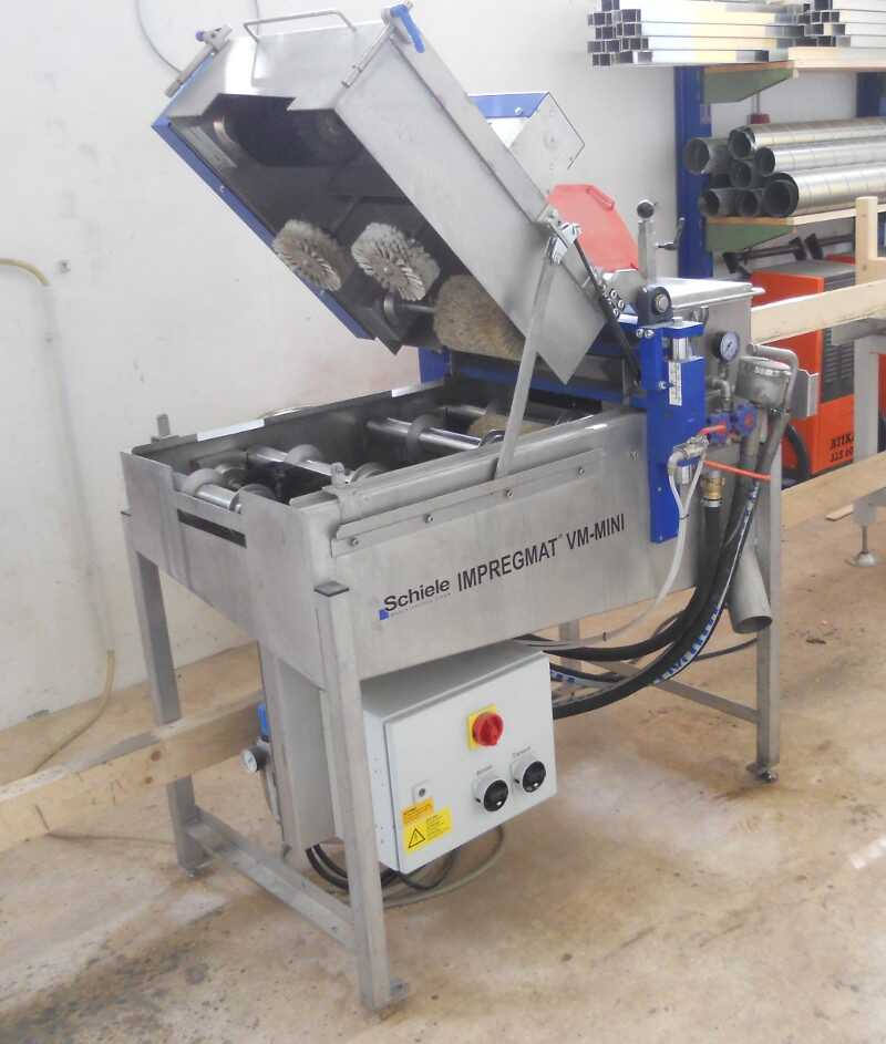 Schiele Autom. Coating / Paint Spraying System - second-hand VM-Mini main picture