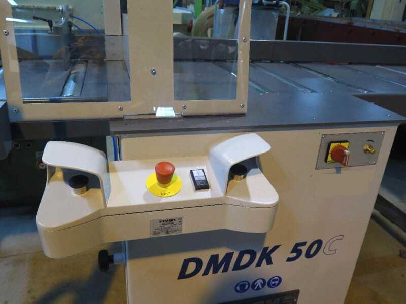 Rema Undertable Cross Cut Saw - second-hand DMDK 50C (1)
