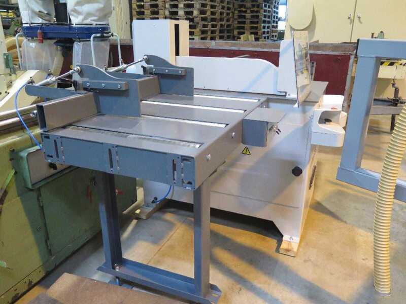 Rema Undertable Cross Cut Saw - second-hand DMDK 50C (3)