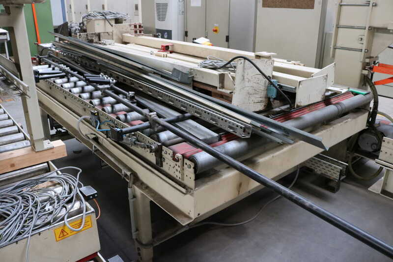 unbekannt Driven Roller Conveyor - second-hand main picture