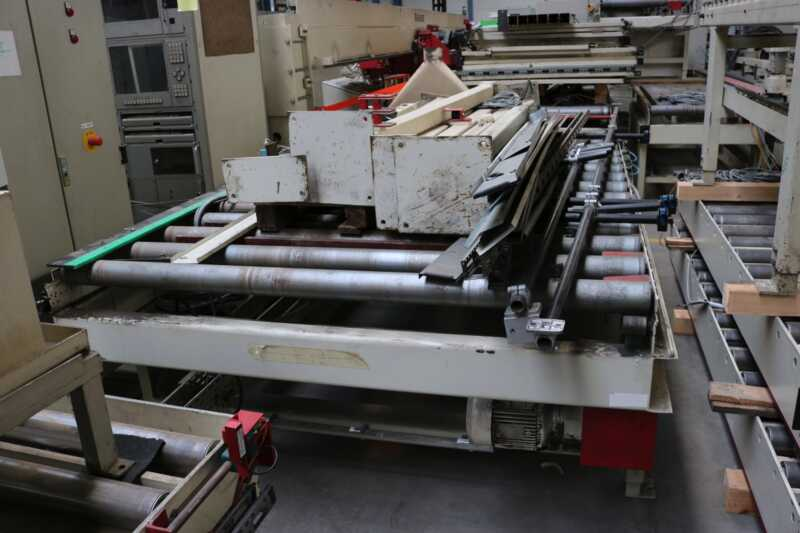 unbekannt Driven Roller Conveyor - second-hand (1)