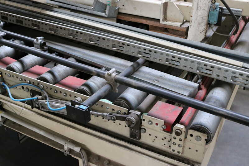 unbekannt Driven Roller Conveyor - second-hand (2)