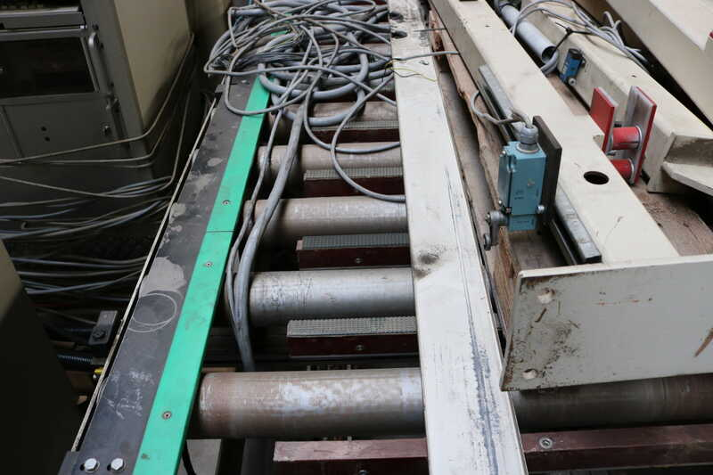 unbekannt Driven Roller Conveyor - second-hand (3)