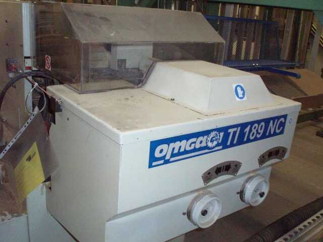 OMGA Cross Bar Milling Machine - second-hand TI 189 NC main picture