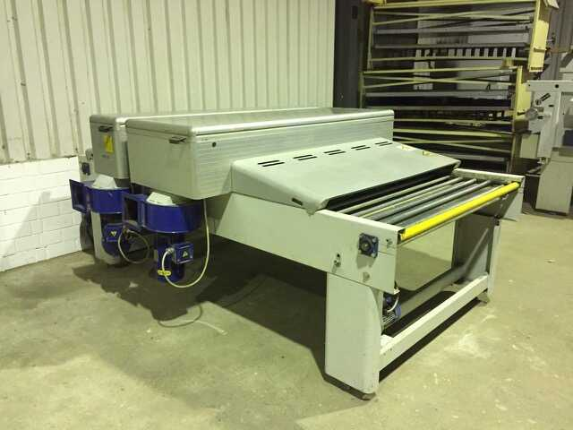 Cefla/Sorbini UV-Dryer - second-hand UV 2000 (2)