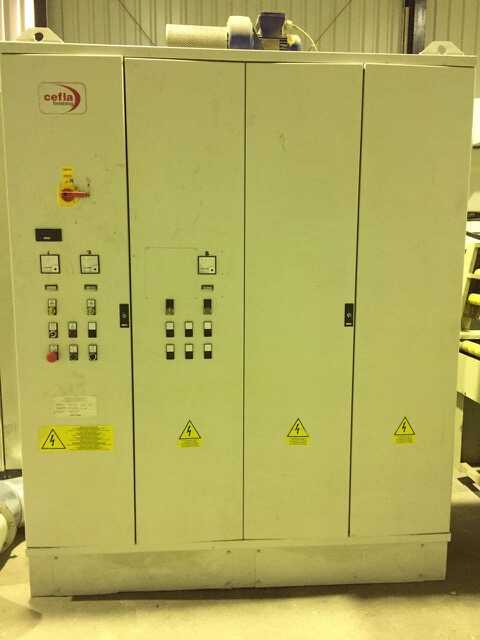 Cefla/Sorbini UV-Dryer - second-hand UV 2000 (4)