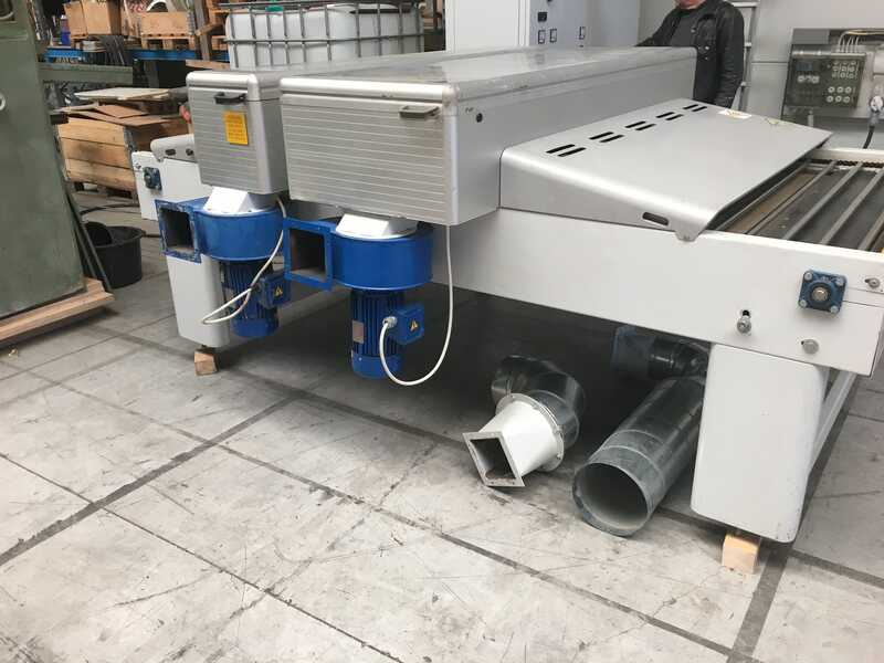 Cefla/Sorbini UV-Dryer - second-hand UV 2000 (8)