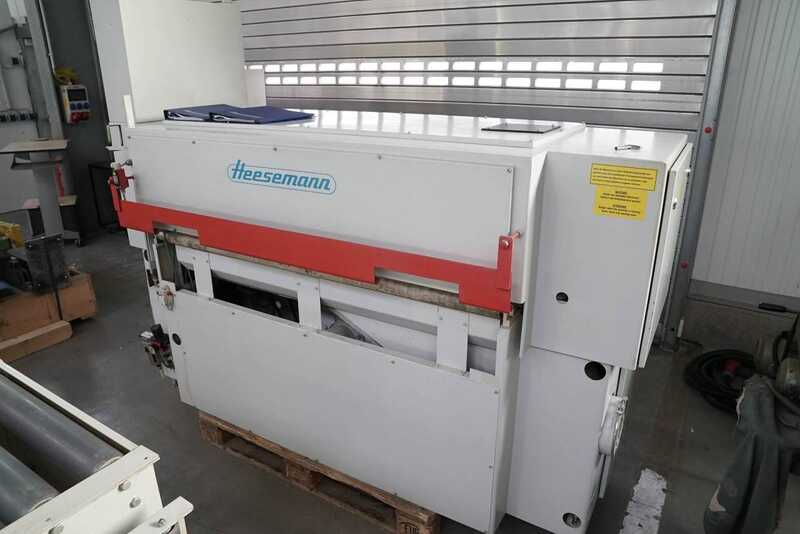 Heesemann Cleaning Machine / Dust Removal - second-hand EA 4 main picture