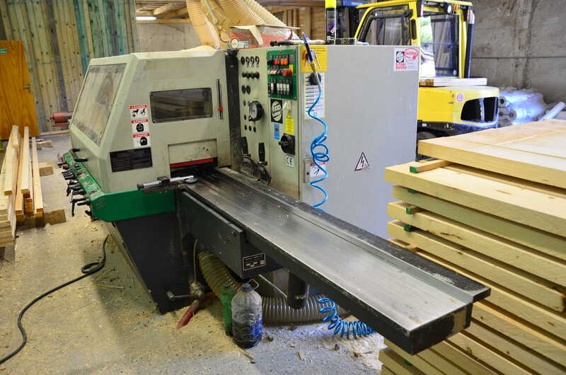 Weinig 4-Side Planer - second-hand Profimat 23E main picture
