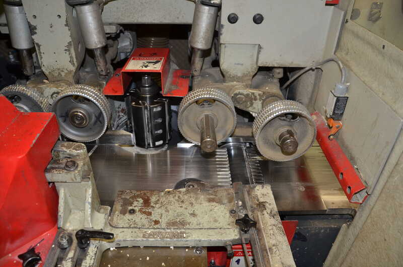 Weinig 4-Side Planer - second-hand Profimat 23E (2)