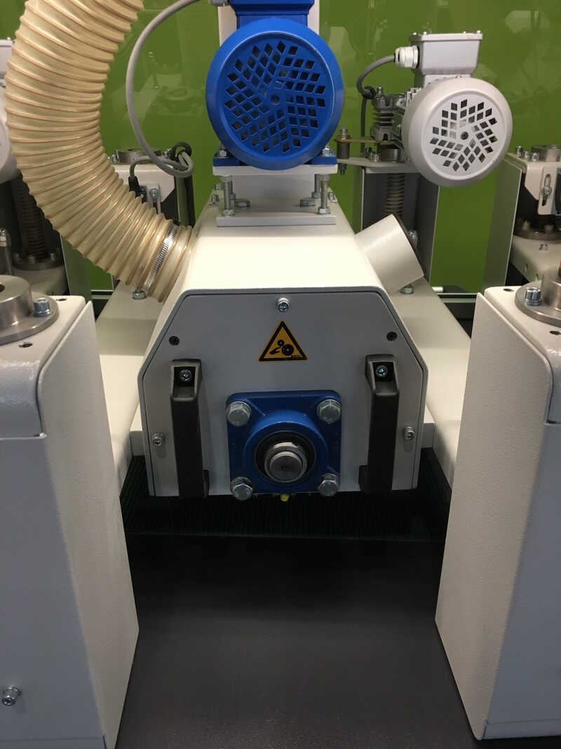COSMA Structuring and Sanding Machine - NEW 400 1S 2S 5D + C (7)
