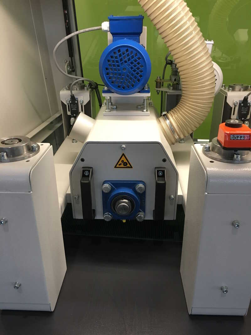 COSMA Structuring and Sanding Machine - NEW 400 1S 2S 5D + C (9)