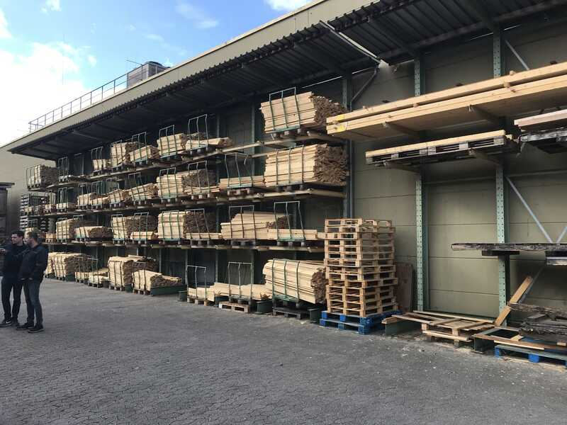 unbekannt High Bay Racking - second-hand (1)