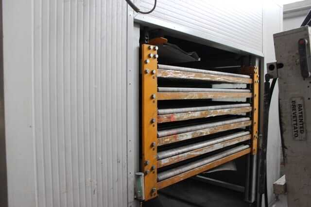 Cefla Thru Feed Rack Dryer - second-hand (3)