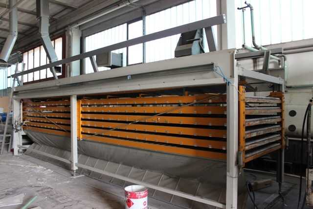 Cefla Thru Feed Rack Dryer - second-hand (6)