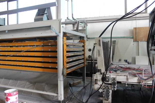 Cefla Thru Feed Rack Dryer - second-hand (7)