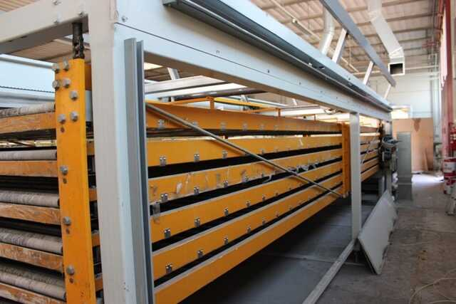 Cefla Thru Feed Rack Dryer - second-hand (10)