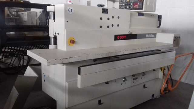 SCM Window and Door Manufacturing Machine - second-hand Multiflex main picture