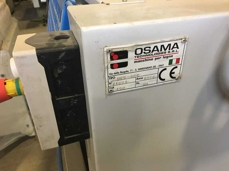Osama Glue Spreader - second-hand S2R 600 (3)