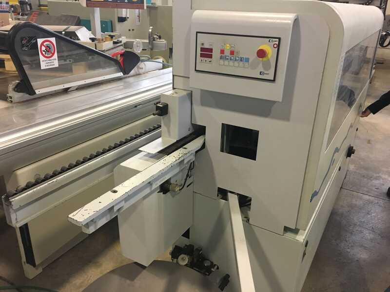 Brandt Compact Edge Bander - second-hand Optimat KDN 210 (1)