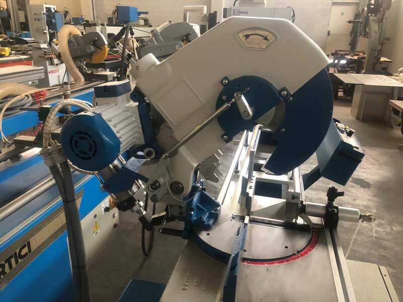 OMGA Double Mitre Saw with Shifter Cut - second-hand TR 2B N NC 5500 main picture