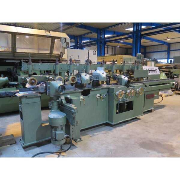 Gubisch 4-Side Planer - second-hand GN 17/7 main picture