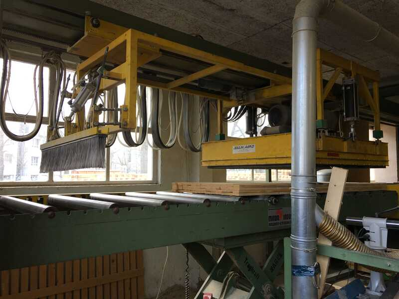 Minda Feeder and Cross Transfer - second-hand (2)