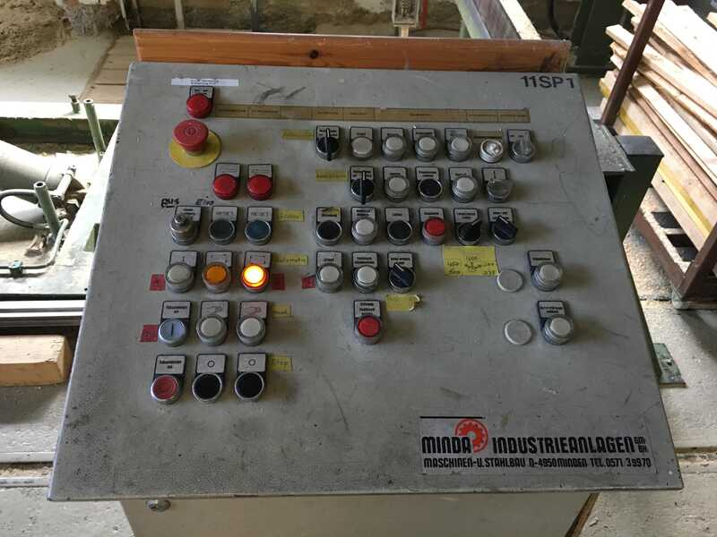 Minda Feeder and Cross Transfer - second-hand (11)