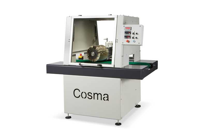 COSMA Brush and Structuring Machine - NEW 1 Hs main picture