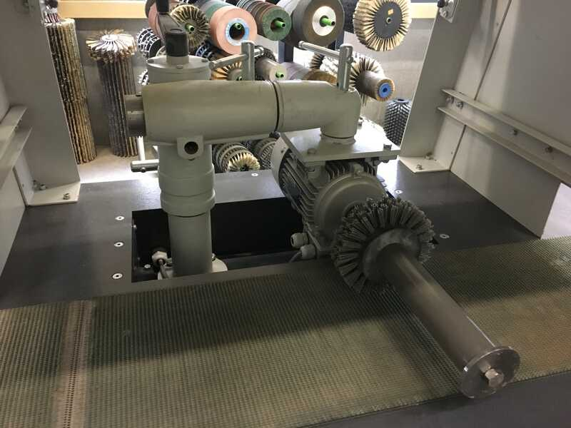COSMA Brush and Structuring Machine - NEW 1 Hs (4)
