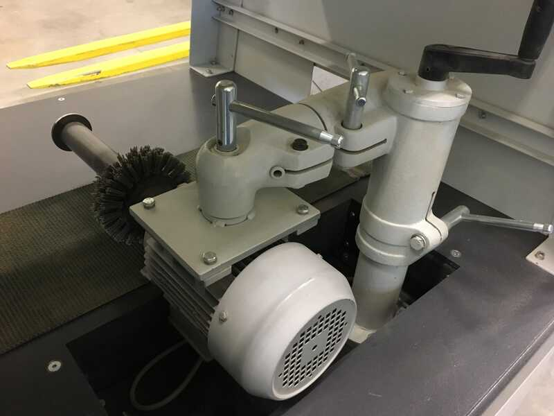 COSMA Brush and Structuring Machine - NEW 1 Hs (5)