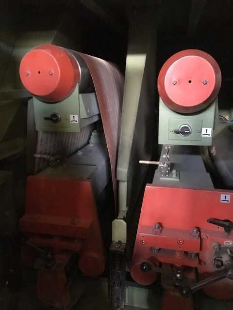 Bütfering Wide Belt Sander - second-hand AWS 2 (1)