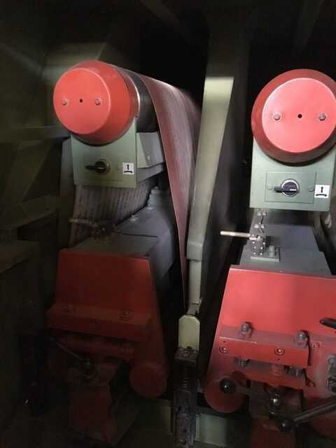 Bütfering Wide Belt Sander - second-hand AWS 2 (2)