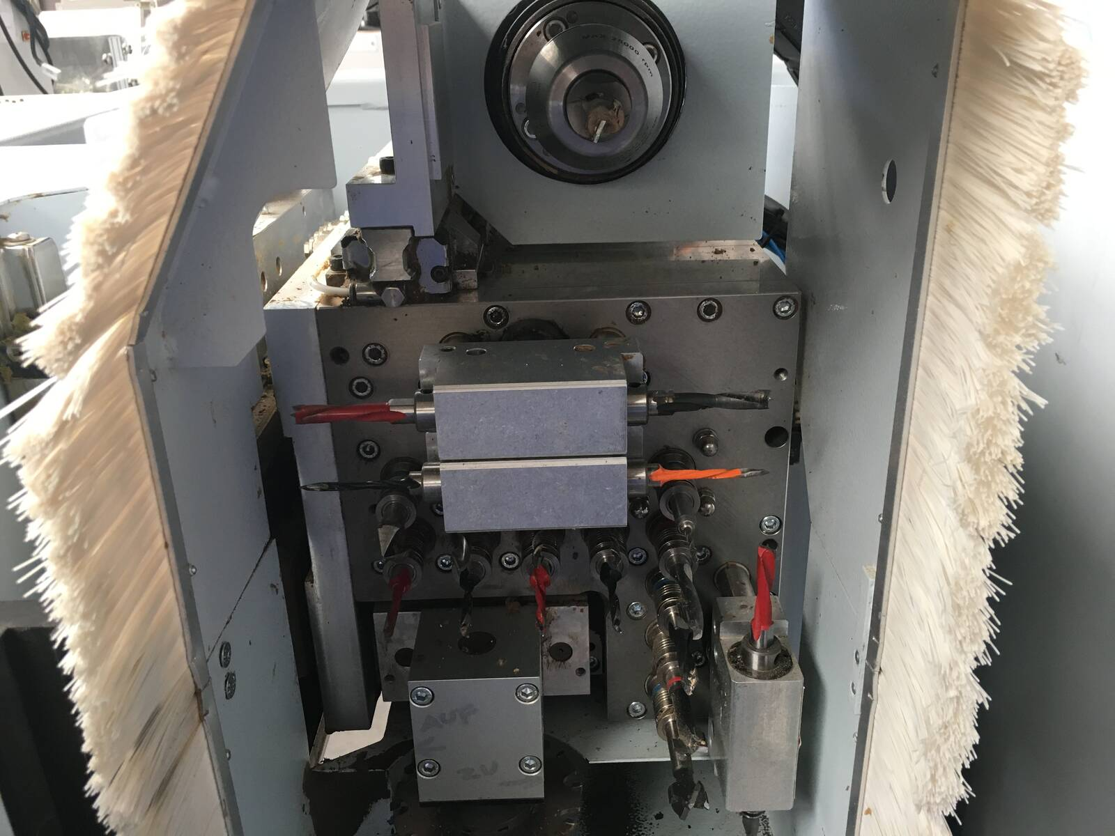 Weeke Vertical CNC-Processing Center - second-hand Optimal