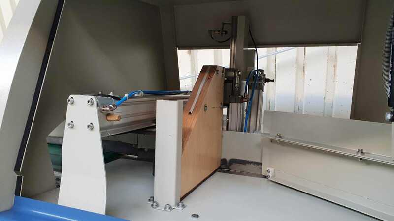Dimter Cross Cut and Optimisation Saw - second-hand Opticut S75 (5)