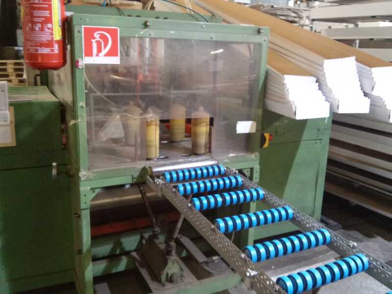Fischer Shrink Foil Packing Machine - second-hand SFV 10 main picture