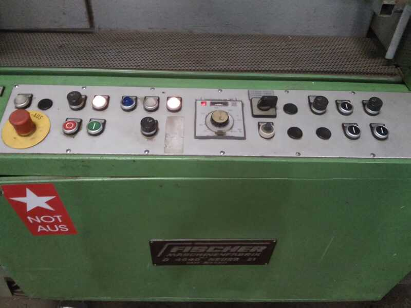 Fischer Shrink Foil Packing Machine - second-hand SFV 10 (2)